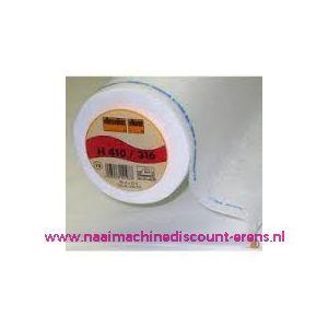 009972 / Vlieseline H410 Wit 90 Cm breed