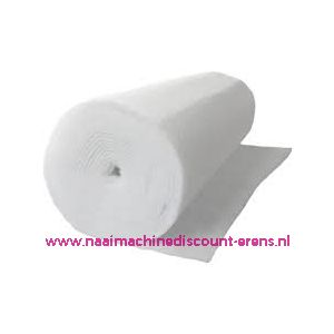 009975 / Fiberfill aan de meter Wit 70 Cm