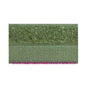 009983 / Klittenband 2 Cm kleur donker groen voor te naaien
