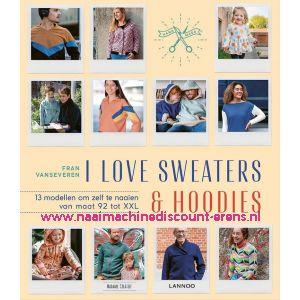 """I Love Sweaters & Hoodies """"Fran Vanseveren"""""""