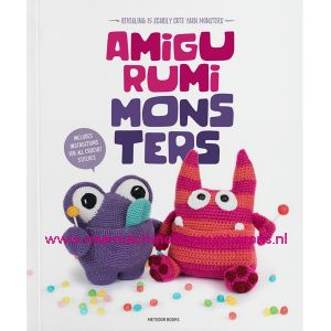 Amigurumi Monsters 1