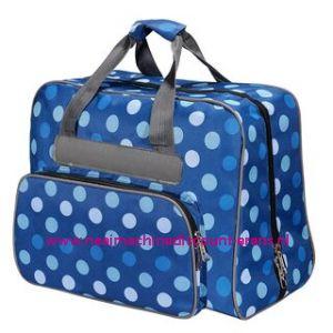 BabySnap naaimachine tas Multicolor blauw (45x21x37cm)