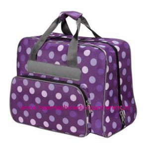 BabySnap naaimachine tas Multicolor paars