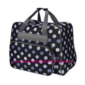 BabySnap naaimachine tas Multicolor zwart (45x21x37cm)