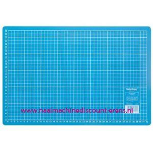 BabySnap snijmat 45x30cm blauw