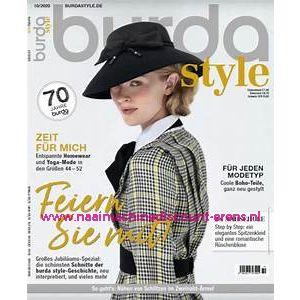 Burda Style Oktober 2020 - 70 Jaar