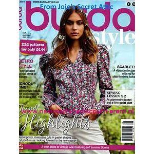 Burda Style Augustus 2019