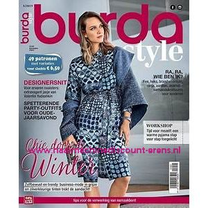 Burda Style Januari 2019