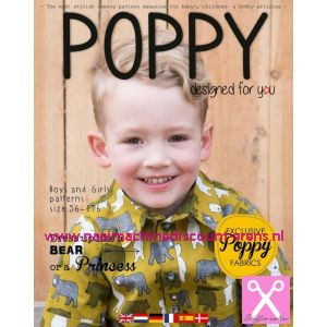Poppy Designed for you - 11 - patroonboek