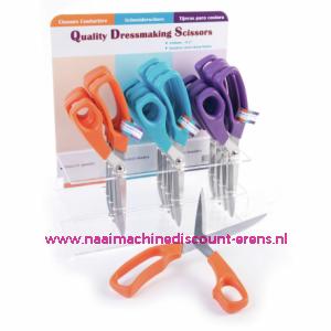 Quality Dressmaking Scissors 24cm Oranje