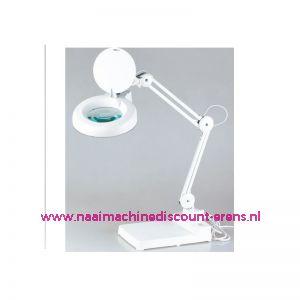 Elektrische loeplamp met schaararm art.8606D