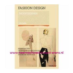 Fashion Design Modetekenen