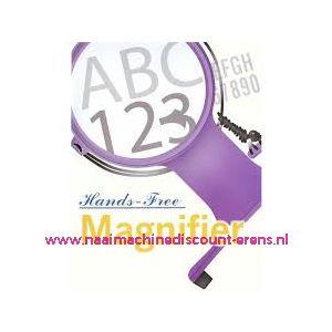 Hands-free magnifier P3303