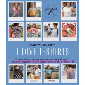 "I Love T-Shirts ""Fran Vanseveren"""