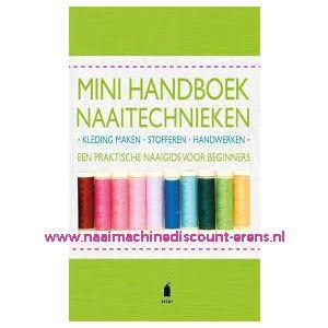 Mini Handboek Naaitechnieken