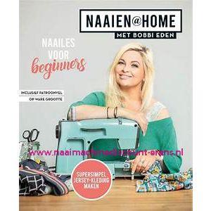 Naaien@Home met Bobbi Eden