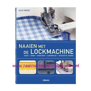 Naaien Met De Lockmachine