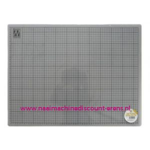 Nellie's Choice Transparente snijmat self healing 45 x 60cm