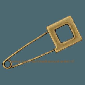 "Kiltspeld Vierkant Open ""Brons"" art.nr. 500518"