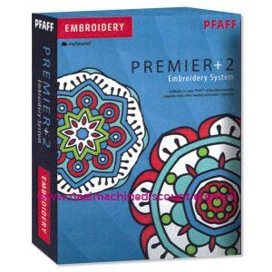 Pfaff Premier+ 2 Extra
