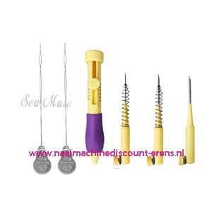 Sew Mate Punch Needle Set