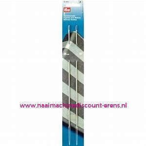 Matrasnaalden Staal Zilverkleur 2,35X250 Mm Prym art.nr.131490
