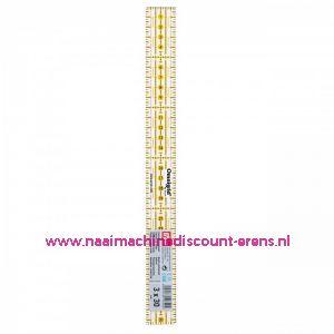 OMNIGRID/PRYM Liniaal 3 x 30 Cm Prym art.nr. 611650