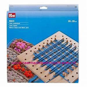"""Loom Set """"Maxi"""" Vierkant 29 x 29 Cm Prym art.nr. 624157"""