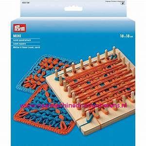 """Loom Set """"Mini"""" Vierkant 18 x 18 Cm Prym art.nr. 624159"""