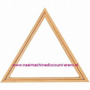 Rico-Design Driehoek 27,7 x 24 Cm nr. 95333.00.00