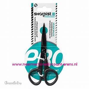 Sharpist Pro schaar recht - 14 cm