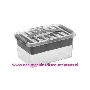 SUNWARE Q-LINE MULTIBOX - 6 Liter