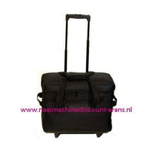 Mobiele koffer zwart art. nr. 4680-340009