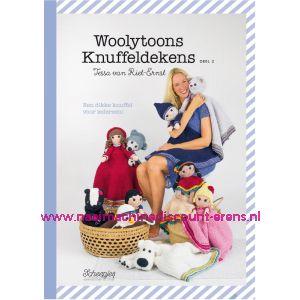 woolytoons knuffeldekens deel 2