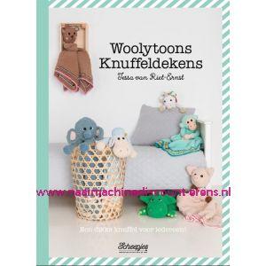 woolytoons knuffeldekens deel 1