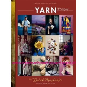 Scheepjes Yarn Bookazine - Dutch Masters nr. 4