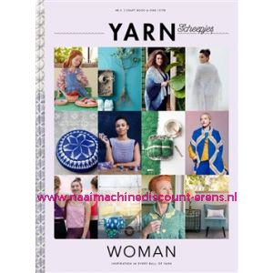 Scheepjes Yarn Bookazine - Women nr. 5
