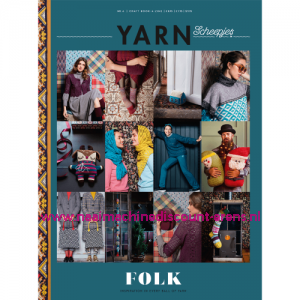 Scheepjes Yarn Bookazine - Folk nr. 6