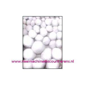Zak met 50 pompoenen in wit - 12233-3311